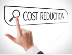 Cost reduction during Covid-19